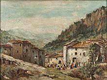 Miguel Pradilla (Roma, 1884 - 1965)