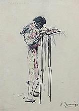 Roberto Domingo Fallola (París, 1883 - Madrid, 1956)