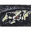 Hall, Clifford 1904-1973 British AR, The Bull Fight, 10 x 14 ins., (25.5 x, Clifford Hall, £10