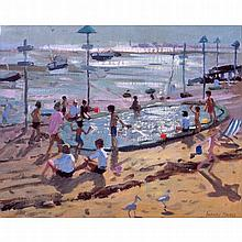 Macara, Andrew b1944 British AR, Southend on Sea. 12 x 14 ins., (30.5 x 35.