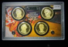 2010 S United States Proof Presidential Dollar Set
