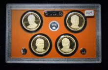 2014 S United States Proof Presidential Dollar Set
