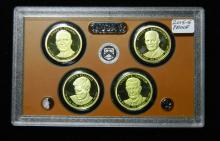 2015 S United States Proof Presidential Dollar Set