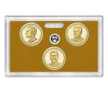 2016 S United States Proof Presidential Dollar Set