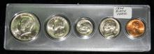 1974 Birth Year Set, Coins are Mint State UNC