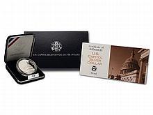 1994 S Proof U.S. Capitol 200th Anniv. Commemorative 90 % Silver Dollar