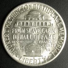 1946-S Booker T. Washington 50¢, Great Details