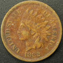 1882 Indian Head Cent, Full LIBERTY