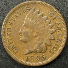 1905 Indian Head Cent, Full LIBERTY