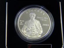 2004 Thomas Alva Edison Commemorative Coin