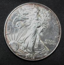 2002 American Silver Eagle 1Oz