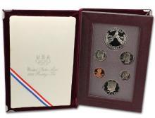 1988 U.S. Mint Deep Cameo Olympic Prestige Set
