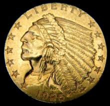 Estate Jewelry & Rare Coin Auction