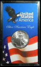 2000 United States American Silver Eagle, 1oz .999 Fine Sliver