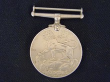 1939-1945 Britain WWII Service Medal