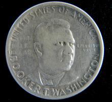 1946 Booker T. Washington Half Dollar