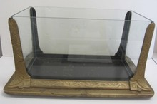 Eastlake Victorian American cast iron terrarium
