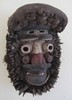 19th C. Handmade African mask
