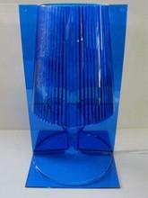 MODERNIST BLUE PLASTIC KARTELL LAMP