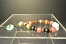 A Finely  Variety Of Materials Jade Bracelet