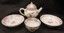 Antique Chinese Export Porcelain Items
