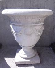 Antique Large Neo Classical Style Garden Urn