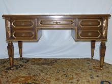 Auffray & Co Custom Made Louis XV Style Desk