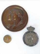 Collection of Antique Napoleonic Medals