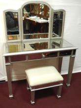 Mirror Vanity/Dessing Mirror/Bench