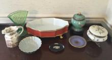 Lot of Assorted Antique & Vintage Table Articles