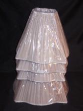 Lot of 4 Royal Designs, Inc Lamp Shades