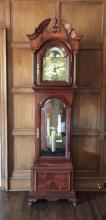 Heritage Heirloom German Made Grandfather Clock