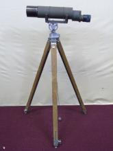 Vintage World War 2 WWII Army Telescope