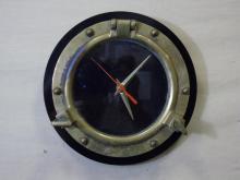 Vintage Ship Porthole Clock