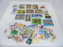 Antique/ Vintage Domestic & Foreign Postage Stamps