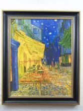 Vincent Van Gogh The Cafe