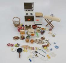 Dollhouse - Handmade & Commercial Kitchen Items