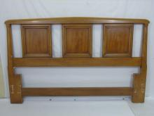 White Furniture Co. Wood Headboard Full Size