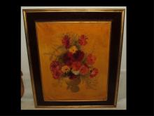 Impressionist Still Life-Mike Luchetti P.V.M.-O/C