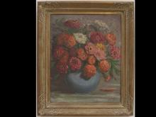 Still Life with Flowers-