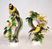 Dorothy Doughty Porcelain Birds- Royal Worcester