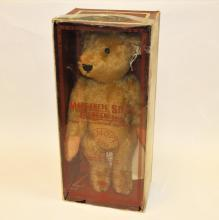 Large Steiff Bear- Centennial Edition with Box