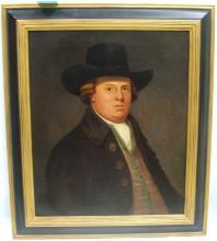 Portrait of an Early 19th C. Man- Robert Street