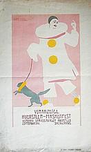 Voranzeige / Maskenfest