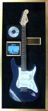 Electric Guitar Autographed by Genesis