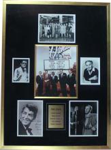 Rat Pack Photographs