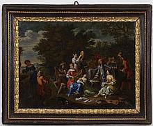 Giovanni Battista PASSERI (1610-1679) Concert cham