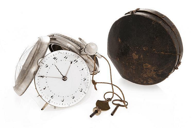 Décombaz rare montre de carrosse ...