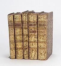 [AGRICULTURE]. 4 ouvrages en 5 vol. ...