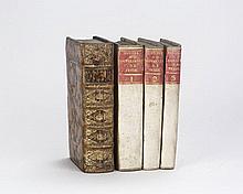 [VENISE]. 2 ouvrages en 4 vol. ...
